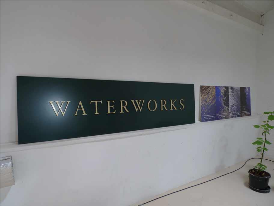 Waterworks Anette Palstra